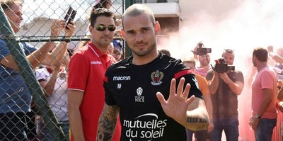 Sneijder tartışmalara noktayı koydu