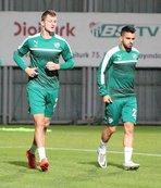 Bursaspor'da Akhisar maçı hazırlıkları sürüyor