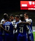 Porto deplasmanda Braga'yı yendi