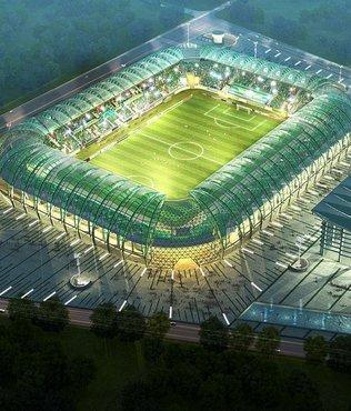 Spor Toto Akhisar Stadı ihalesi yapıldı