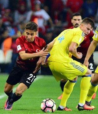 Ukrayna maçı biletleri tükendi