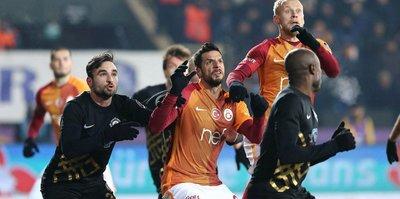 20.00 | Galatasaray - Osmanlıspor