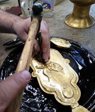 Kırkpınar Ağası için yeni kemer yaptırıldı