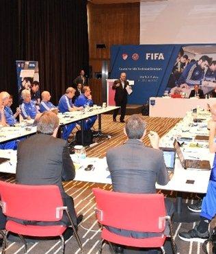 FIFA Teknik Direktörler Semineri sona erdi