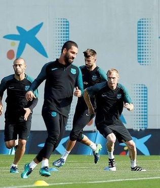 Barcelona'ya iki yıldızdan kötü haber