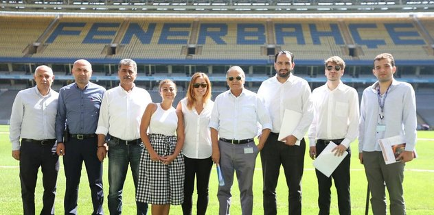 UEFA'dan teftiş