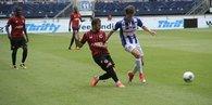Gençlerbirliği, hazırlık maçında Heerenveene kaybetti
