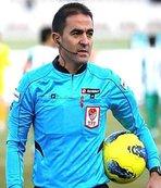 Kupa maçı Özgüç Türkalp'in