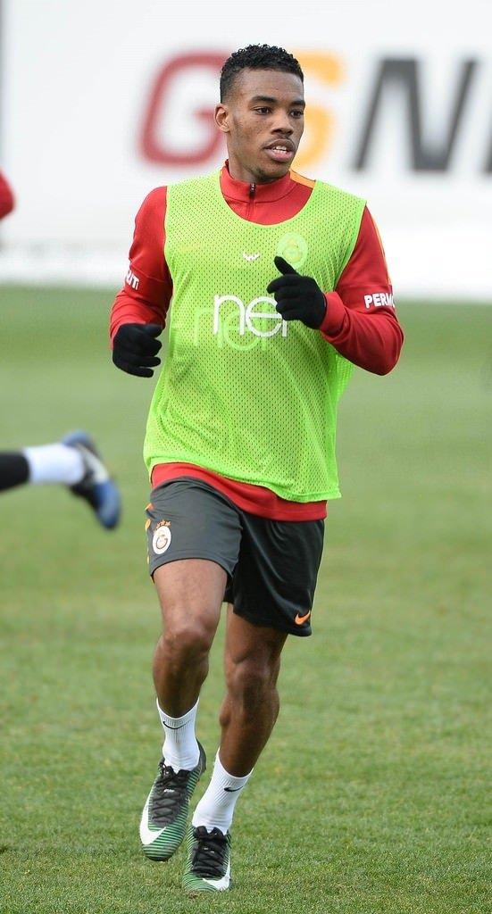 Garry Rodrigues ilk antrenmanına çıktı