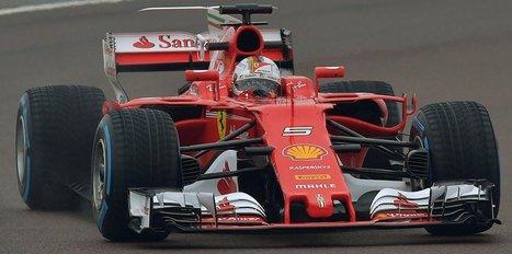 Ferrari yeni Formula 1 aracını tanıttı