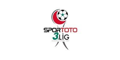 Üçüncü Lig'de perde açılıyor