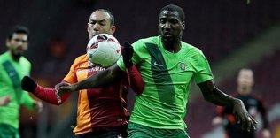 Galatasaray ile Akhisar 9. randevuda