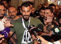 Negredo Beşiktaş'ta