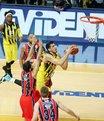 Fenerbahçe, TED Kolejlileri rahat geçti