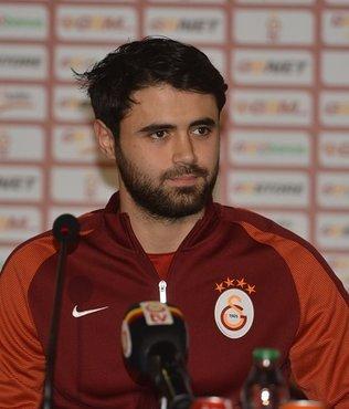 """""""Hedefim Galatasaray'da kaptan olmak"""""""