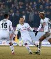 Beşiktaş, zirve takibini sürdürdü