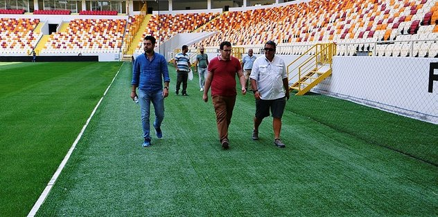 Malatya yeni stadına kavuşuyor