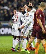Lyon - Roma maçında 6 gol