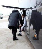 Bolu'ya bagajda gitti