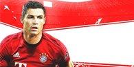 Ronaldo Bayern Münihe iddiası