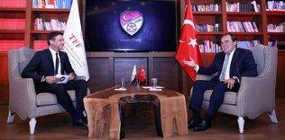 TFF Başkanı'ndan Arda açıklaması