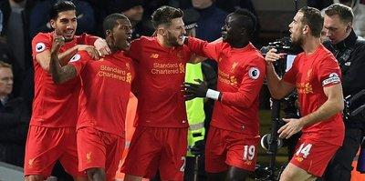 Liverpool, M.City'i tek atışta devirdi!