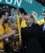 Sarı Kanarya kupayla başladı