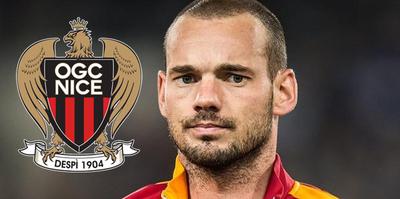 Sneijder'le görüşmelere başladılar