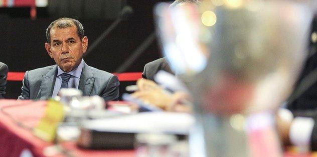 Dursun Özbek'in hedefi �ampiyonlar Ligi'nde final
