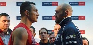 Fury-Klitschko maçını bekleyenlere kötü haber