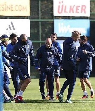 F.Bahçe, Feyenoord hazırlıklarını sürdürdü
