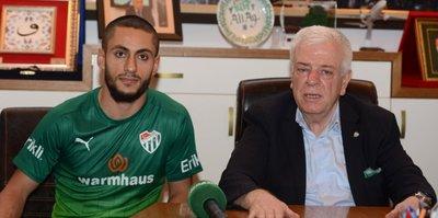 Barış Yardımcı, Bursaspor'a imzayı attı