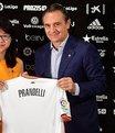 Valencia, Prandelli'yi bas�na tan�tt�