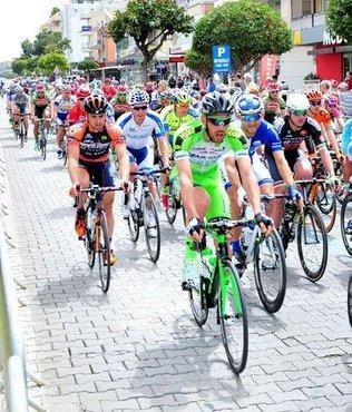 Antalya'da dağ bisikleti heyecanı