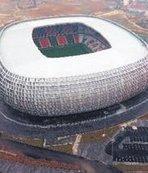 G.Antep Stadı açılıyor