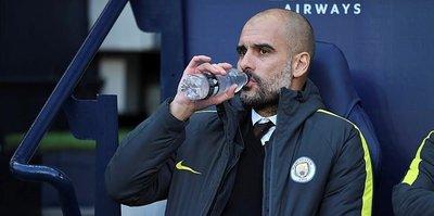 Guardiola'dan flaş açıklama