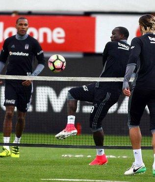 Beşiktaş'ta Adanaspor maçı hazırlıkları sürüyor