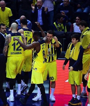 Fenerbahçe Kızılyızdız'a şans tanımadı