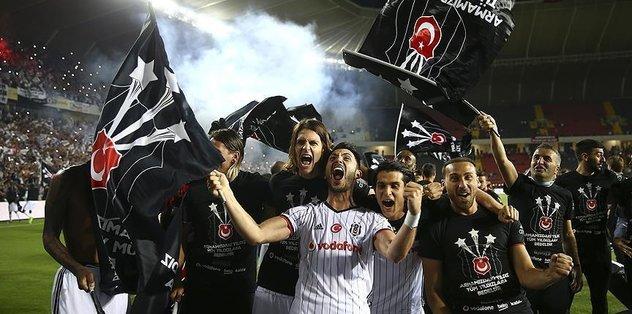 Besiktas claim 15th Turkish league title