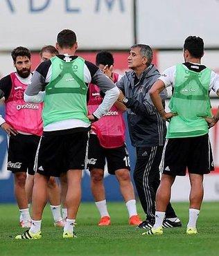 Beşiktaş'ın oyun sistemi değişti