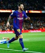Lionel Messi hattrick yaptı