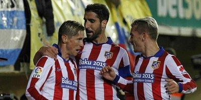 Griezmann ve Torres, Atletico'da kalıyor