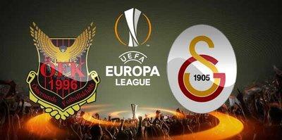 Östersunds - Galatasaray | CANLI