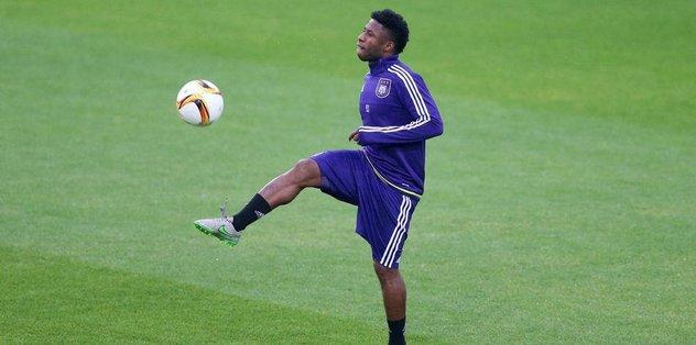 Konya'ya Nijeryalı golcü