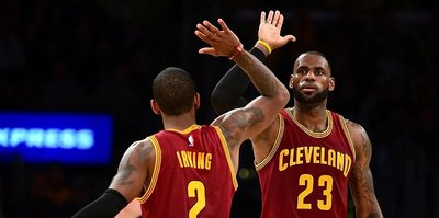 Cavaliers play-off'ları garantiledi
