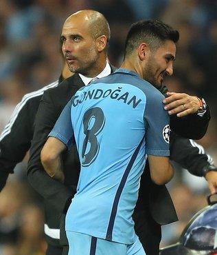 Guardiola'dan İlkay açıklaması
