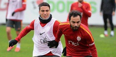 Galatasaray derbiye konsantre
