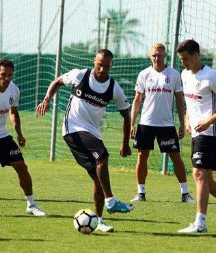 Beşiktaş, İspanya'da hazırlıklarını sürdürüyor