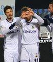 İşte Fenerbahçe forması ile attığı ilk gol...
