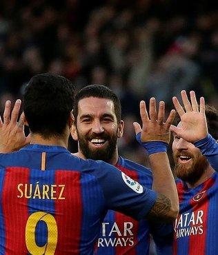 Futbolu Barça'da bırakmak istiyorum
